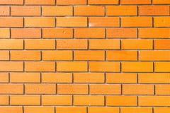 老和肮脏的砖墙纹理 免版税库存图片
