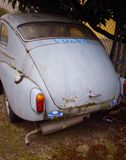 老和死的汽车 图库摄影