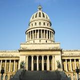 老哈瓦那 免版税库存图片