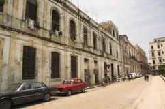 老哈瓦那 免版税库存照片