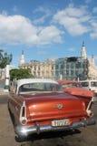 老哈瓦那 免版税图库摄影