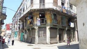老哈瓦那 库存照片