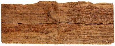 老土气减速火箭的木木板条纹理黑褐色葡萄酒风化了自然宽全景被隔绝的背景 免版税库存照片