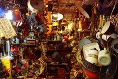老圣特尔莫市场 免版税库存图片