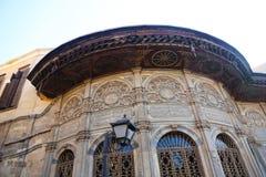 老地方在开罗,埃及 免版税库存照片