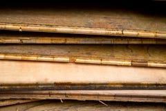 老地板 免版税图库摄影