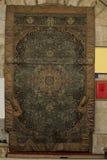 老地毯 免版税库存照片