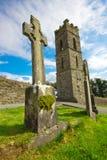 老坟园爱尔兰 免版税图库摄影