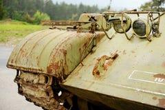 老坦克 图库摄影