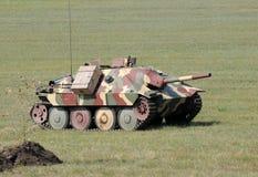 老坦克ww2 免版税库存照片