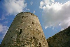 老城堡堡垒 免版税库存图片