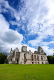 老城堡废墟 库存图片