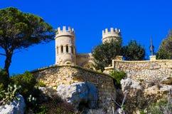老城堡,拉巴特马耳他 库存照片