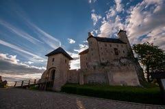 老城堡 库存图片