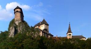 老城堡 免版税图库摄影