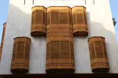 老城市在吉达,叫作`历史吉达`的沙特阿拉伯 老和遗产大厦和路在吉达 达成协议阿拉伯半岛地区夹子上色了海拔greyed包括映射路径替补沙特被遮蔽的状态周围的领土 库存图片