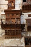 老城市在吉达,叫作`历史吉达`的沙特阿拉伯 老和遗产大厦和路在吉达 达成协议阿拉伯半岛地区夹子上色了海拔greyed包括映射路径替补沙特被遮蔽的状态周围的领土 库存照片