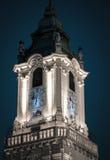 老城镇厅,布拉索夫-斯洛伐克塔  免版税库存图片