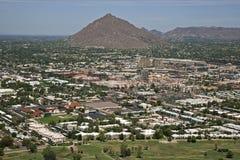 老城镇斯科茨代尔,亚利桑那 免版税图库摄影
