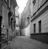 老城镇鲁布林 免版税库存图片