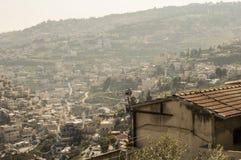 老城镇 耶路撒冷 库存照片