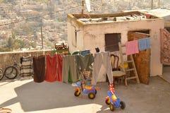 老城镇 耶路撒冷 免版税库存照片