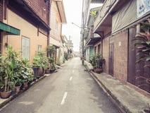 老城镇 免版税图库摄影