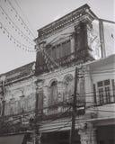 老城镇 免版税库存照片