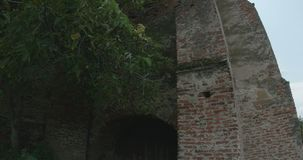 老堡垒废墟门 股票视频