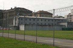 老堡垒的监狱 图库摄影