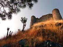 老堡垒 库存照片