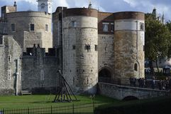 老堡垒 免版税库存图片