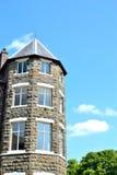 老塔房子在英国 免版税库存照片