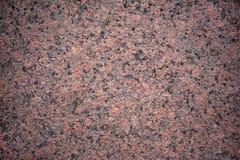 老墙壁桃红色花岗岩纹理  免版税库存照片