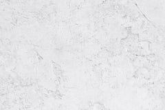 老墙壁白色织地不很细表面  免版税库存图片