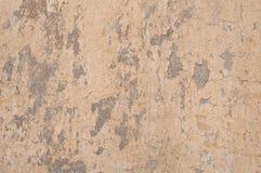 老墙壁的片段 免版税库存图片