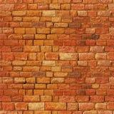 老墙壁砖纹理 免版税库存图片