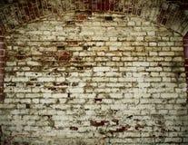 老墙壁 库存照片