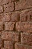 老墙壁 免版税库存照片
