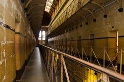 老墨尔本监狱 免版税库存照片