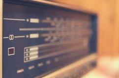 老多灰尘的电唱机 库存照片