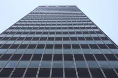 老大厦办公室 免版税图库摄影