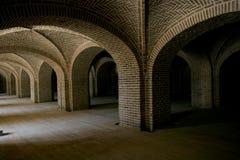 老大厦在伊朗 免版税图库摄影