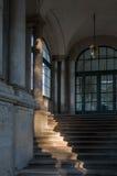老大厦在城市德累斯顿,德国 免版税库存照片