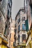 老大厦在威尼斯 库存照片
