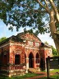 老大厦在宋卡泰国 免版税图库摄影