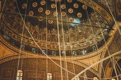 老大厦在开罗,埃及 库存图片
