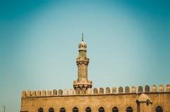 老大厦在开罗 图库摄影