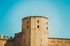 老大厦在开罗 免版税库存照片