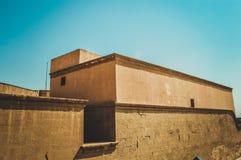 老大厦在开罗 免版税图库摄影
